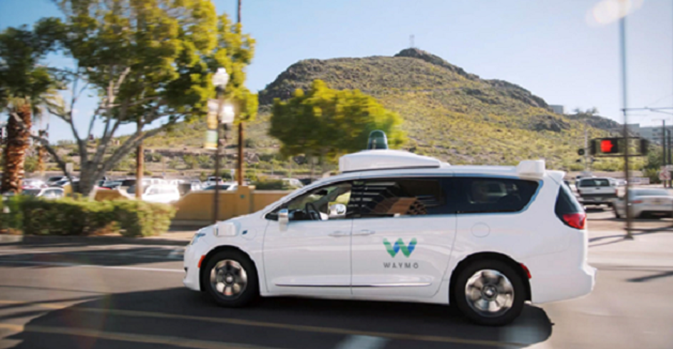"Waymo taught its cars to ""see"""